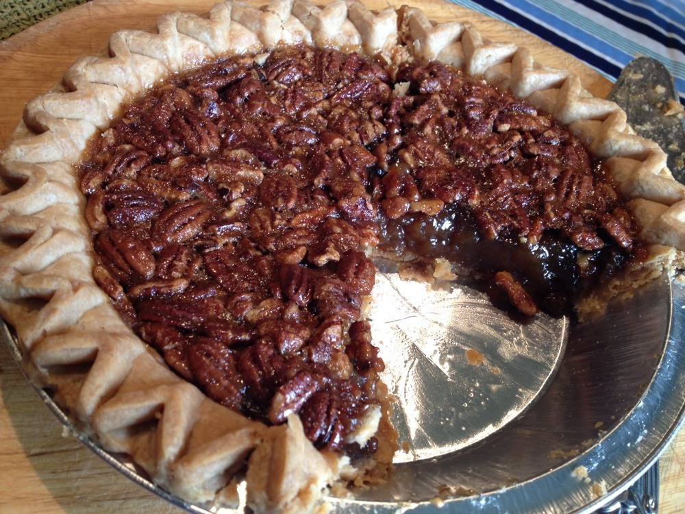 "Pecan Pie: No Ice Cream Necessary | Smriti ""Simmi"" D. Isaac. Creati..."
